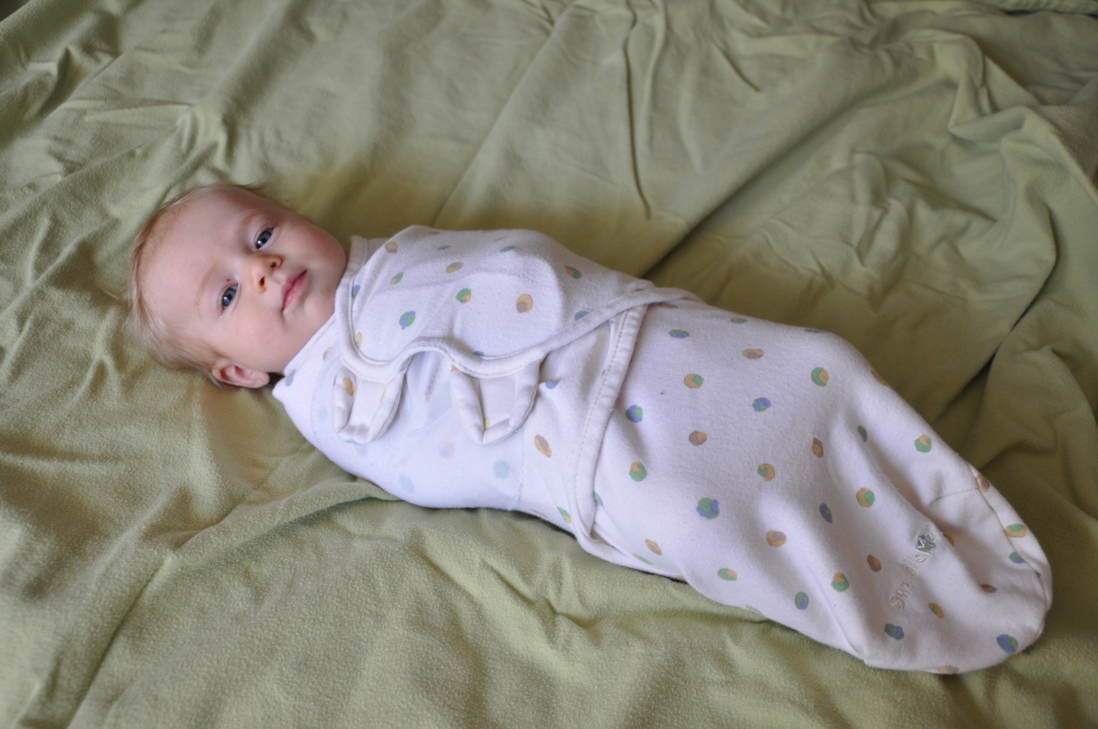 A Review of Swaddle Blankets/Wraps